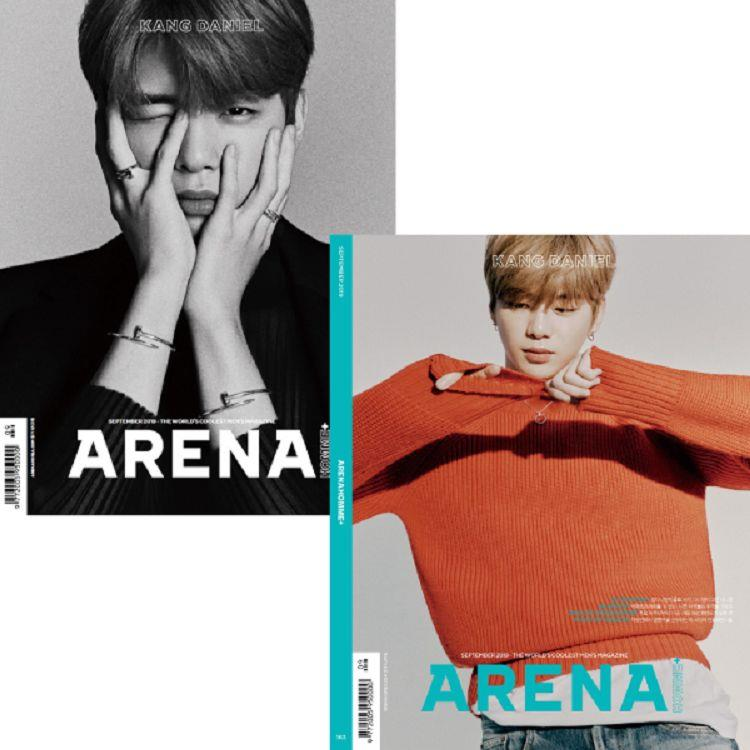 ARENA KOREA 201909