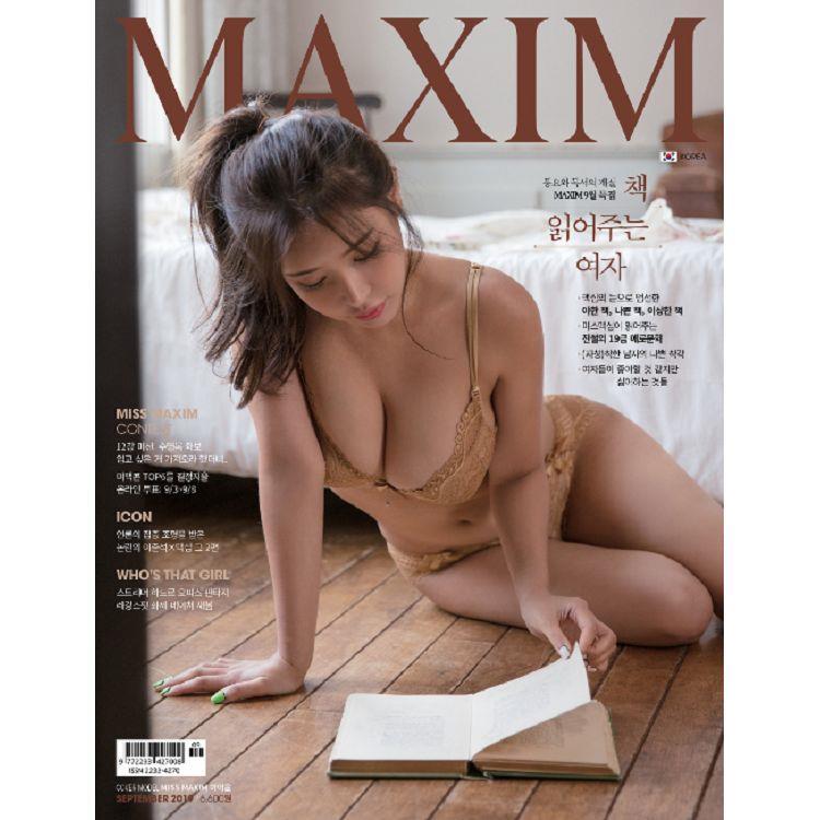 MAXIM KOREA 201909