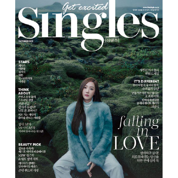 SINGLES KOREA 201910