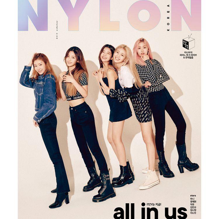 NYLON KOREA 201910