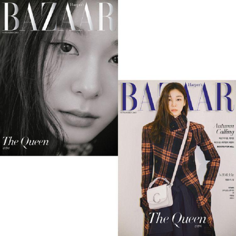 Harper`s BAZAAR KOREA 201911