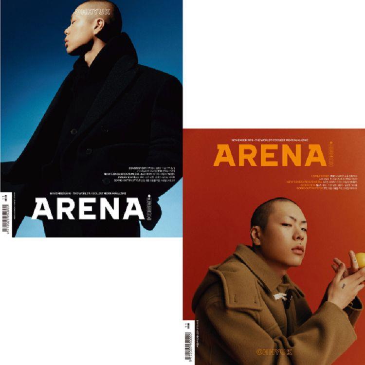 ARENA KOREA 201911