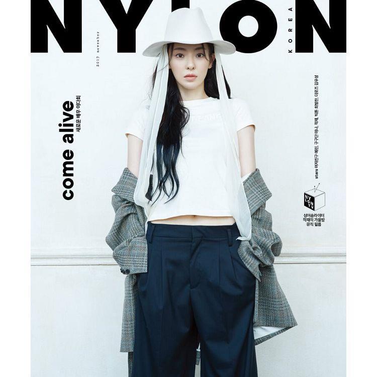 NYLON KOREA 201911