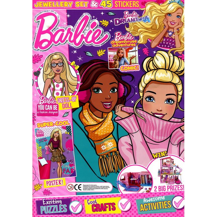 Barbie (UK) 第377期