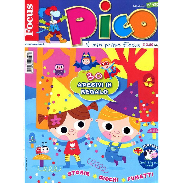 Focus Pico 第132期