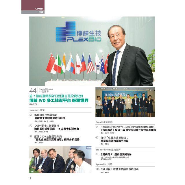 Global Bio & Investment環球生技2019第66期