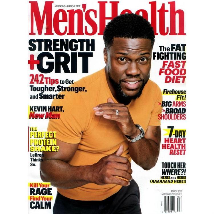 Men`s Health (US) 3月號_2020