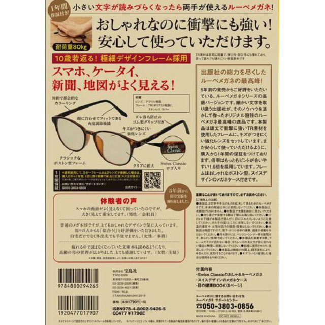高級時尚放大鏡眼鏡特刊