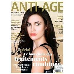 ANTI-AGE MAGAZINE (法文版) 第29期 1-3月號 2018