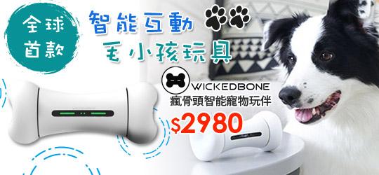 全球首款智能互動寵物產品